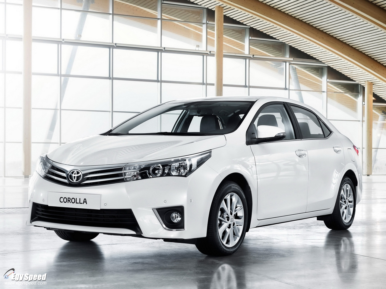 ��� ������ ������ 2014 Toyota Corolla �� �������� 1435