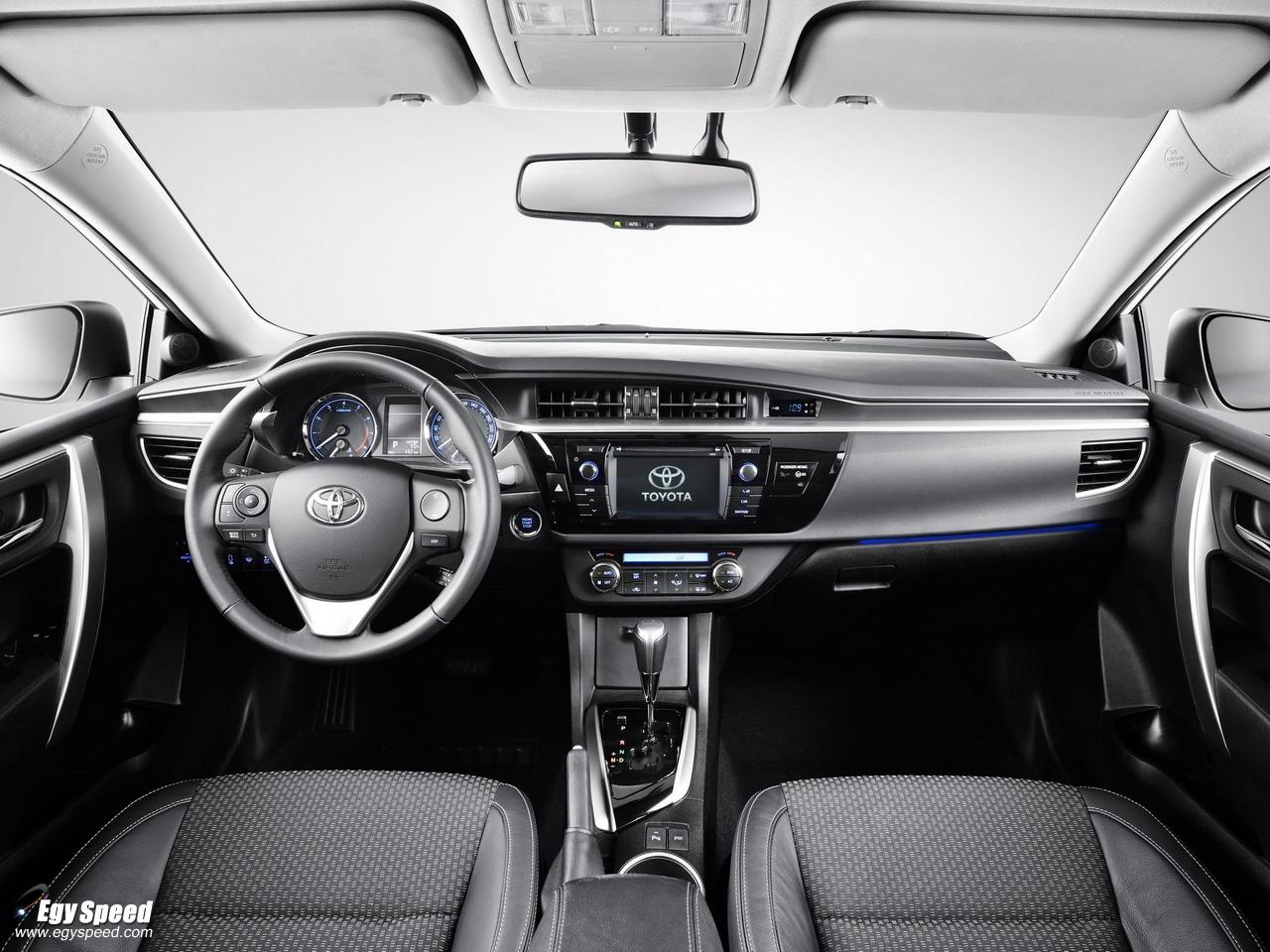سعر تويوتا كورولا 2014 Toyota Corolla في السعودية 1435