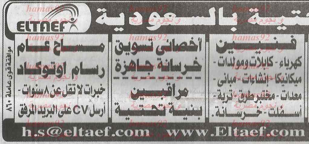 وظائف جريدة الجمهورية اليوم الجمعة 7-2-2-2014 , وظائف خالية اليوم 7 فبراير 2014