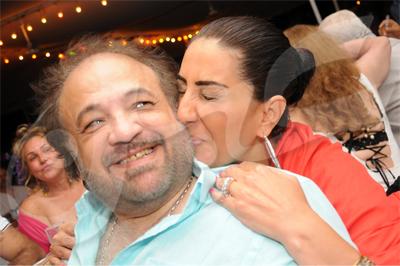 صور الفنانة وفاء عامر وزوجها محمد فوزى 2014 , صور الممثلة وفاء عامر وزوجها المنتج محمد فوزي 2014