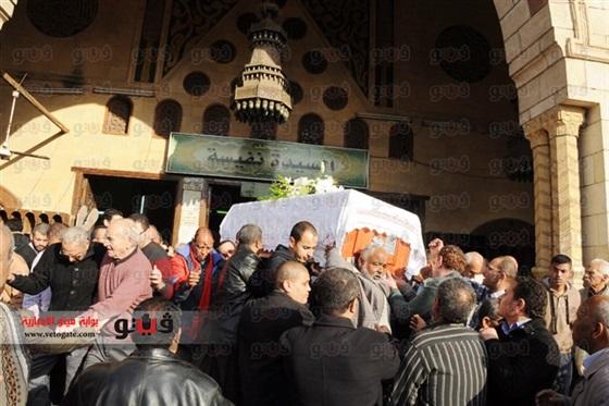 صور جنازة الإعلامية سهير الإتربي 2014 , صور تشيع جنازة سهير الإتربي 2014