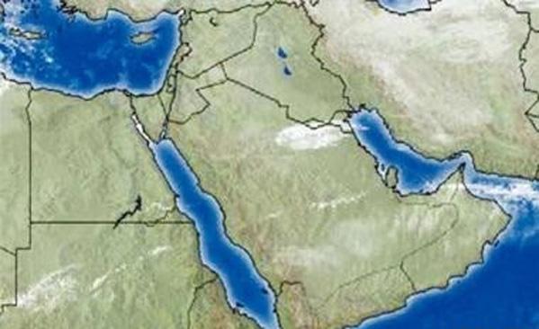 توقعات الطقس ودرجات الحرارة في السعودية ليوم الثلاثاء 11-2-2014 , الموافق 11-4-1435