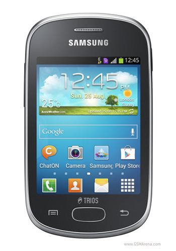 الهاتف الذكي سامسونج ستار تريوس Samsung Star Tios , اسعار ومواصفات
