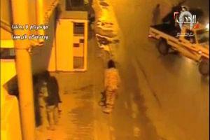 فيديو اقتحام وحرق قناة العاصمة الليبية في طرابلس 12 فبراير 2014 ,AL ASEEMA