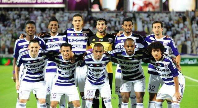 مشاهدة فيديو أهداف مباراة العين و الوحدة في الدوري الاماراتي اليوم الخميس 13-2-2014