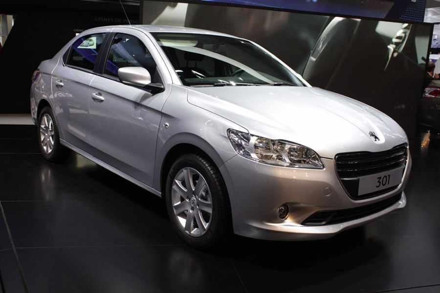 ��� � ����� ���� 301 � 2014 � Peugeot 301