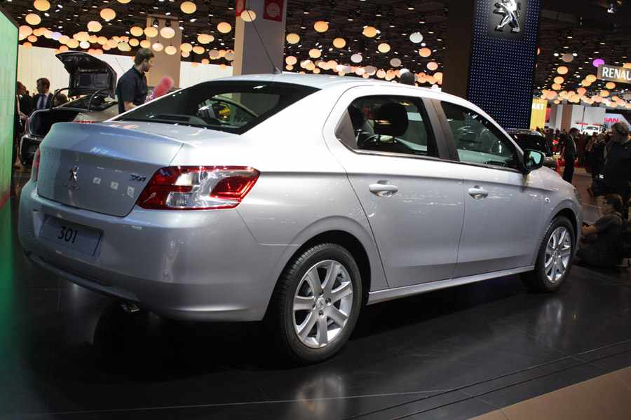 صور و اسعار بيجو 301 – 2014 – Peugeot 301