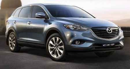 مواصفات مازدا 2014 – Mazda Cx9 , صور سيارة مازدا سي اكس 9