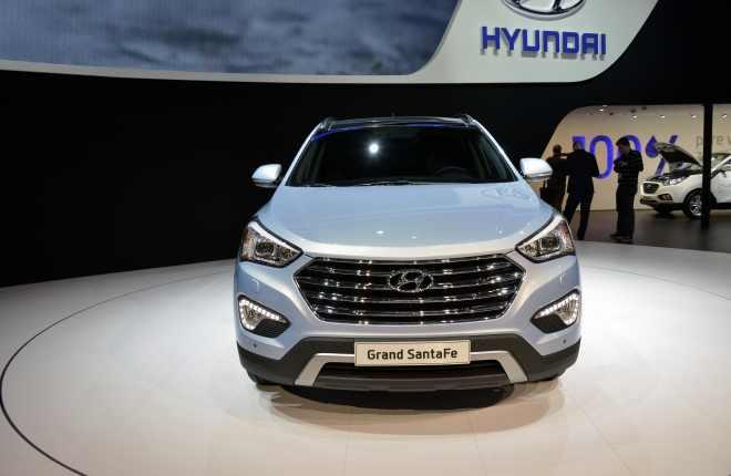 اسعار وموصفات سياراة هيونداي جراند سنتافي 2014 Hyundai Grand Santa fe