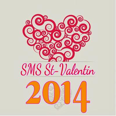 cartes de Saint Valentin 2015 messages