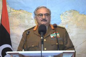 يوتيوب الانقلاب العسكري بقيادة خليفة حفتر في ليبيا اليوم الجمعة 14-2-2014