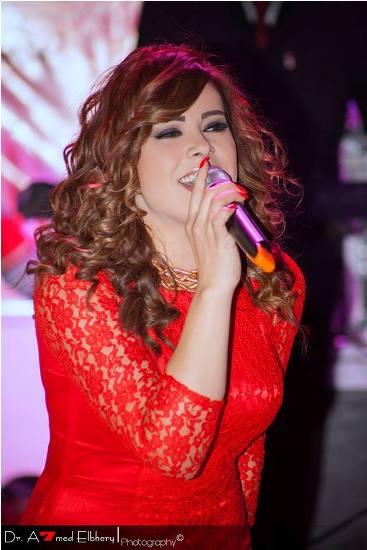 صور أماني السويسي في حفل عيد الحب 14-2-2014 , فستان أماني السويسي في عيد الحب السبت 14 فبراير 2014