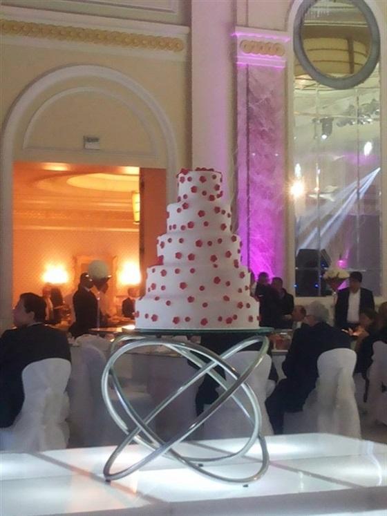 حفل زفاف عماد أديب على الفنانة مروة حسين 14-2-2014 , صور فستان الممثلة مروه حسين في حفل زفافها 14 فب
