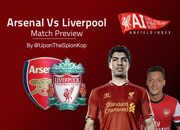 Arsenal vs Liverpool 16-2-2014 dimanche heure et chaîne de diffusion en direct