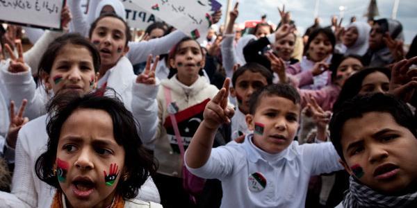 صور احتفالات بالذكري 3 لثورة 17-2-2014 , الاحتفال بالذكري الثالثة بثورة 17 فبراير 2014