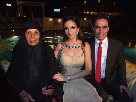 وفاة والدة المستشار الاعلامى احمد المسلمانى الخميس 20-2-2014