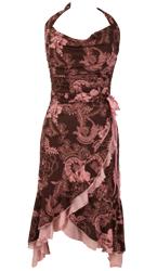 قمصان نوم تركية جميلة للمتزوجات والعرائس في محلات عروس العقبة الوردية