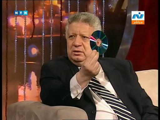 تعليق مرتضي منصور علي برنامج باسم يوسف و عن ترشحه للرئاسة 2014