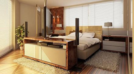 ديكورات غرف نوم سعودية , تصاميم غرف نوم للعرسان في السعودية