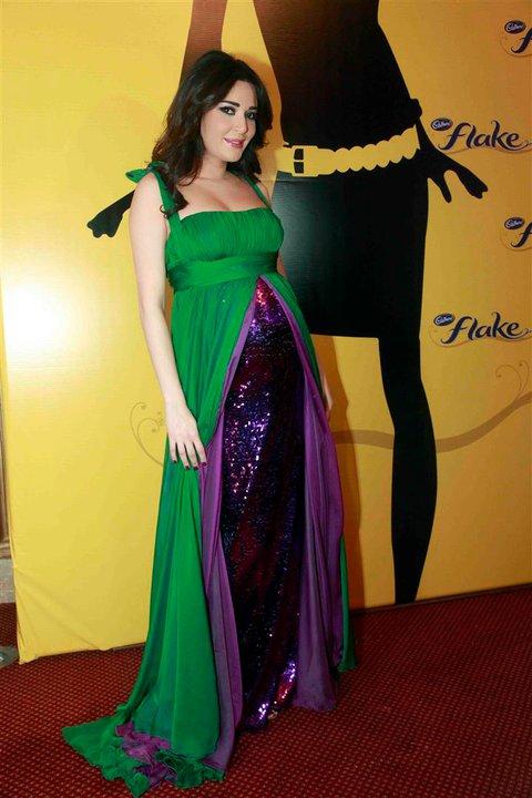 احدث فساتين سيرين عبد النور لعام 2014 , صور أزياء الفنانة اللبنانية سيرين عبدالنور 2014