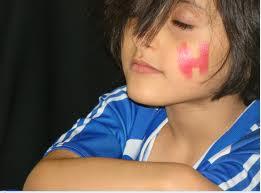 صور بنات السعودية مشجعات بعد انتهاء مباراة نادي الهلال 2014 , رمزيات واتس اب بنات هلالية 1435