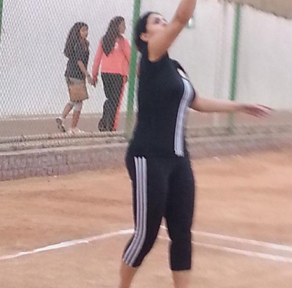 صور وفاء عامر فى لبس رياضي , صور الفنانه وفاء عامر 2014 فى صالة الجيم