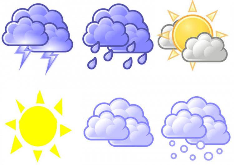 حالة الطقس ودرجات الحرارة في جميع محافظات مصر يوم الجمعة 28/2/2014