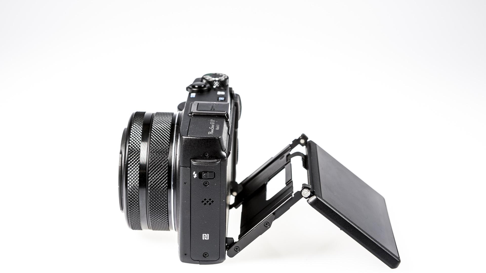 ������ � ����� Canon PowerShot G1 X Mark II