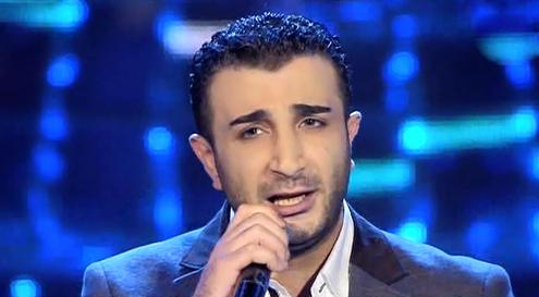 يوتيوب اغنية ابوها راضي - غازي خطاب برنامج ذا فويس 1-3-2014 , استماع اغنية غازي الامير ابوها راضي