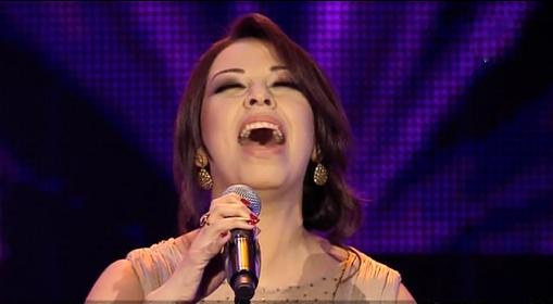 غنية مروي ناجي العروض المباشرة السبت 1-3-2014 , يوتيوب اغنية لسه فاكر