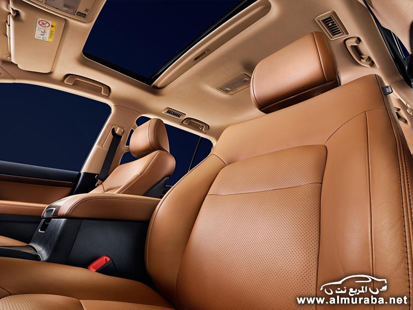سياراة تويوتا لاندكروزر 2015 , اسعار وموصفات 2015 Toyota Land Cruiser