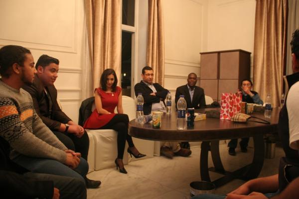 صور سارة فاشا ملكة جمال مصر في الولايات المتحدة الأميركية 2014