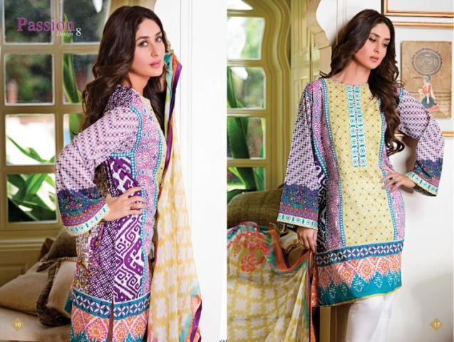 صور كارينا كابور خان تعلن عن مجموعة الملابس الجديدة للمصمم Faraz Manan 2014