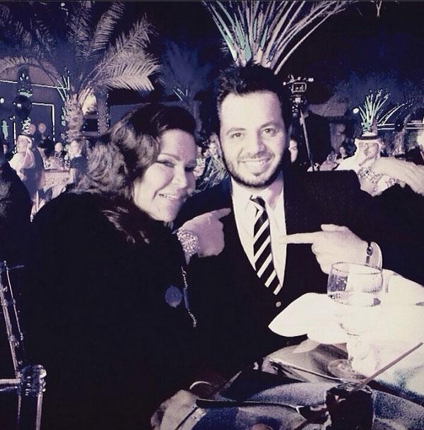 صور نجوى كرم في حفل غنائي ضخم أحيته بدعوة من دار علي بن علي للساعات 2014