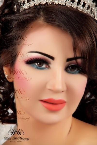 مكياج لبنانى للعرايس , صور ميك أب عرايس لبناني 2016, منتدي فضائيات الاردن