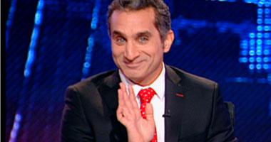 قناة mbc مصر تنفى فسخ التعاقد مع باسم يوسف 2014