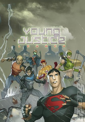 ����� ������ ���� ������ ������� Young Justice Legacy ������ 1 ����