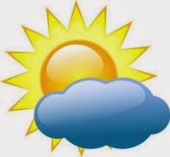 حالة الطقس و توقعات درجات الحرارة في مصر اليوم الاثنين 10/3/2014