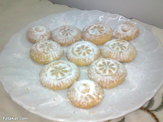 المعمول المغربي , طريقة عمل المعمول المغربي , مقادير المعمول