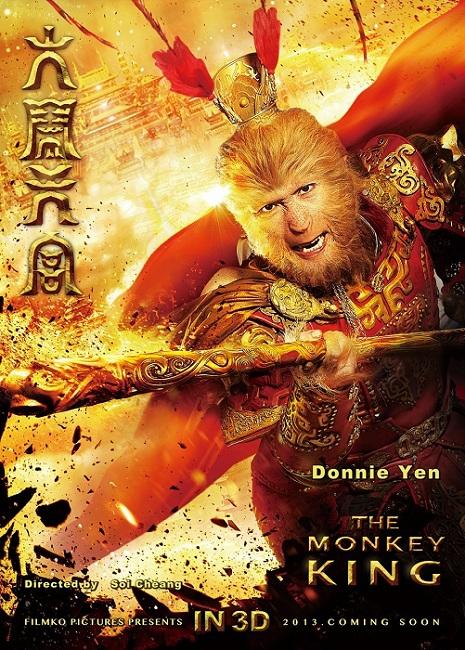 تحميل ومشاهدة فيلم The Monkey King 2014 مترجم عربى dvd كامل مشاهدة اون لاين