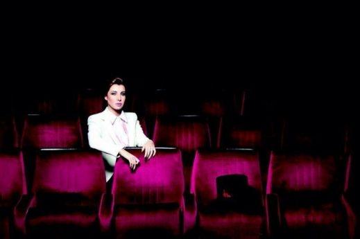 صور نانسي عجرم نجمة غلافها شهر مارس لمجلة العالمية Marie Claire 2014