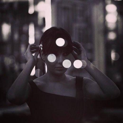 صور سيرين عبد النور و لقطات جديدة من برنامج بلا حدود 2014