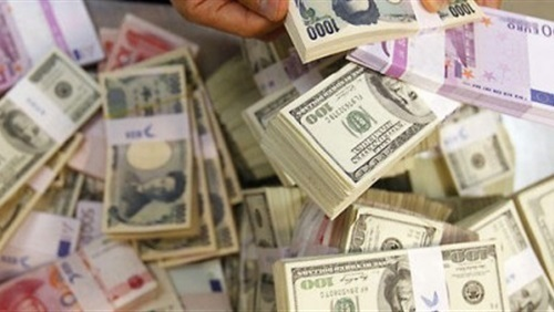 اسعار الدولار في البنوك المصرية و محلات الصرافة , سعر الدولار والعملات فى مصر الجمعة 14-3-2014