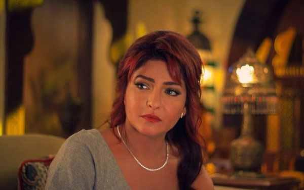 صور علا غانم في مسلسل قلوب 2014