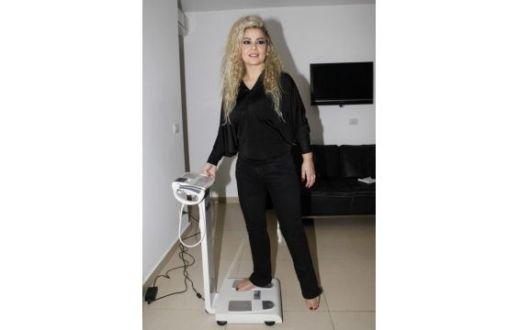 صور مادلين مطر تتبع حمية غذائية لخسارة وزنها 2014