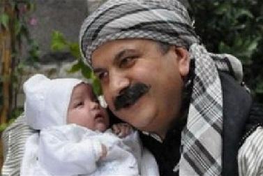 صور الفنان وفيق الزعيم في مستشفى الجامعة , أحدت صور للممثل السوري وفيق الزعيم ابو حاتم باب الحارة