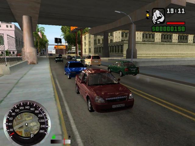 ����� ���� ����� �������� ���� ��� 2015/2016 GTA San Andreas Virtual World