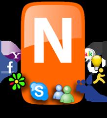 الاصدار الاخير من برنامج المحادثة الرائع nimbuzz برنامج الدردشة الاروع