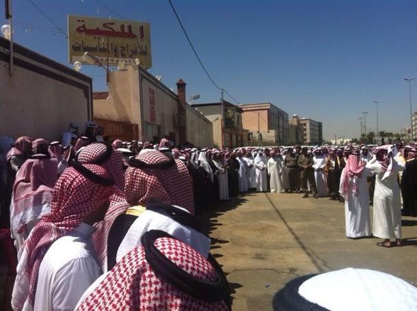 صور و تفاصيل حملة العفو عن محمد بن مرعي الشهري اليوم 1435
