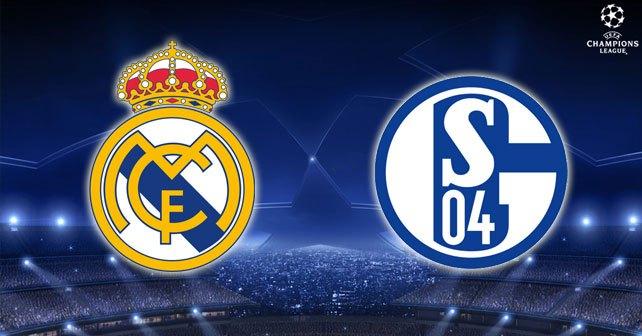 شاهد مباراة ريال مدريد وشالكه 04 اليوم الثلاثاء مباراة الاياب 18-3-2014